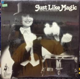 LATIN PERCUSSION JAZZ ENSEMBLE/JUST LIKE MAGIC